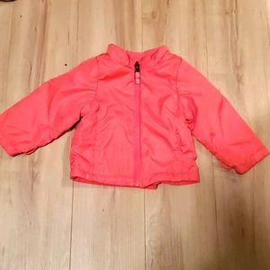 3/$10 12 month old girls jacket